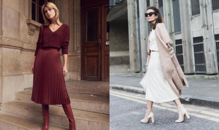 إطلالة اللون الواحد تغزو عالم الموضة