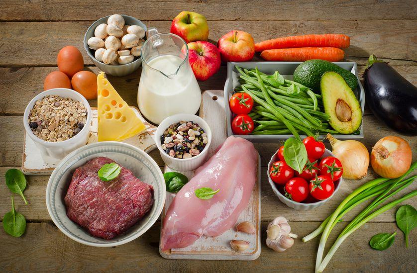 كيفية اختيار الأكل الصحي في 9 خطوات