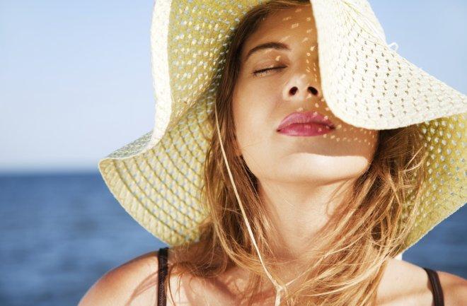 ماسك الخيار وجل الصبار للوقاية من أشعة الشمس الضارة