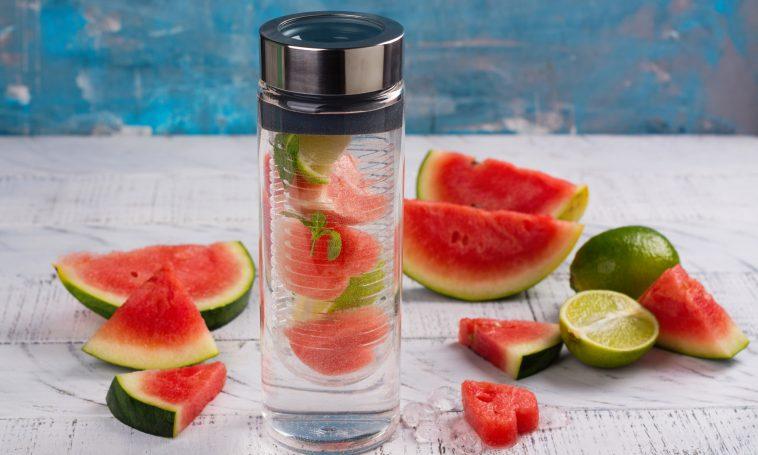 ديتوكس البطيخ لإنقاص الوزن والتخلص من سموم الجسم