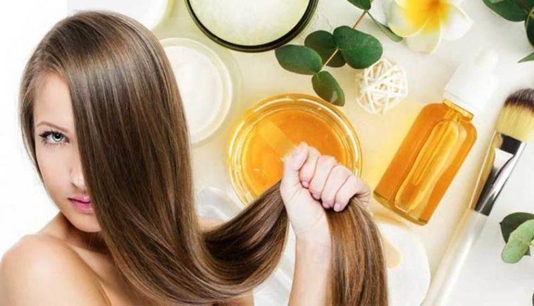 وصفة حليب الأرز والعسل لعلاج جفاف الشعر
