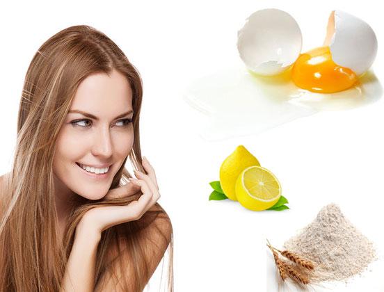 وصفة بياض البيض وعصير الليمون للتخلص من مسامات الوجه